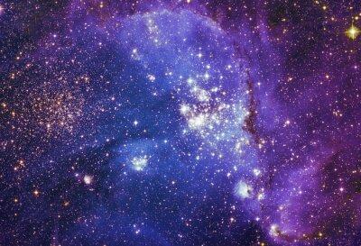 Quadro Elementos desta imagem fornecida pela NASA.