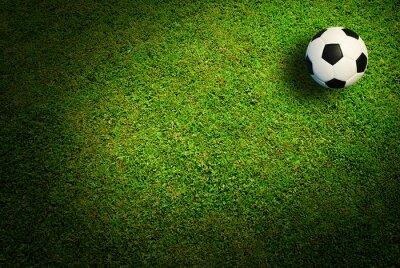 Quadro Esporte da bola de futebol