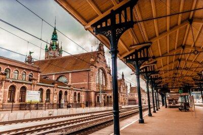 Quadro Estação principal de Gdansk