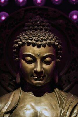 Quadro Estátua de Buda