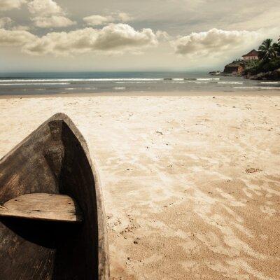 Quadro foto da praia-2