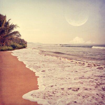 Quadro foto da praia-21