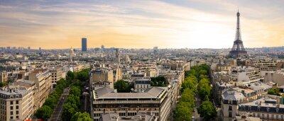 Quadro França - Paris