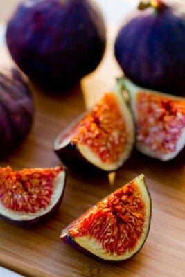 Quadro Frutas maduras Figo