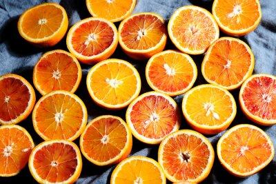 Quadro Fundo, laranjas
