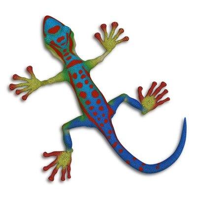 Quadro Gecko