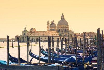 Quadro Gôndolas, Veneza