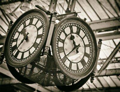 Quadro Grande relógio
