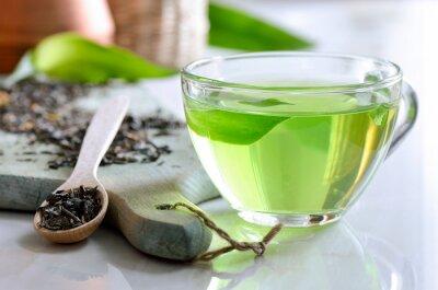 Quadro Green spa tea