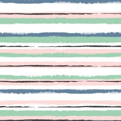 Quadro Grunge listrado padrão sem emenda, fundo do vintage, para envolver, papel de parede, têxtil