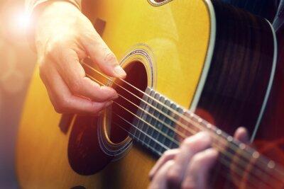 Quadro Guitarrista