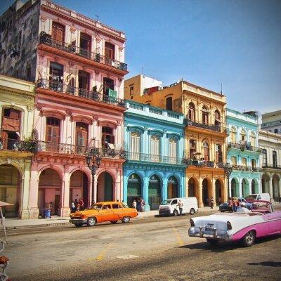 Quadro Havana, Cuba