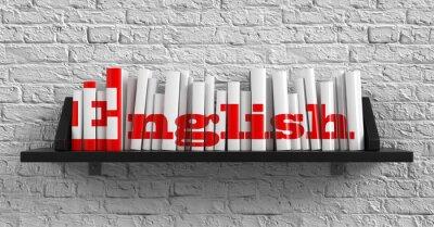 Quadro Inglês. Conceito de Educação.