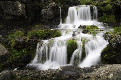 Quadro Islândia Cachoeira