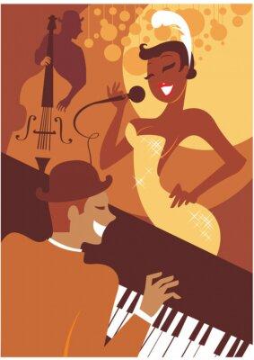 Quadro Jazz concerto