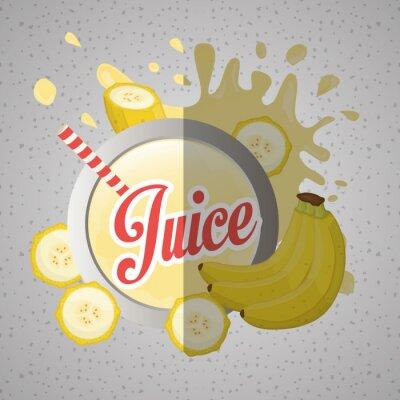 Quadro Juice ícone design