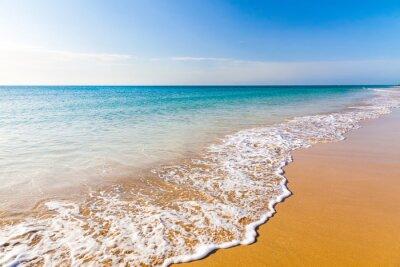 Quadro Linda praia do oceano