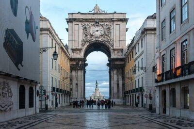 Quadro Lisbona, città 3