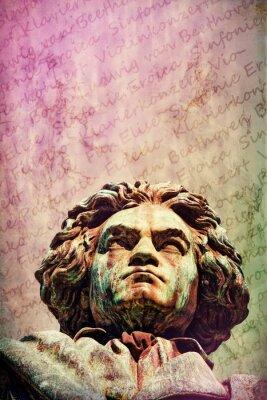 Quadro Ludwig van Beethoven