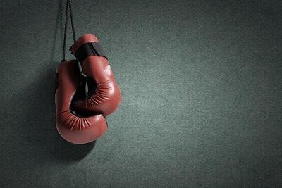 Quadro Luvas de boxe