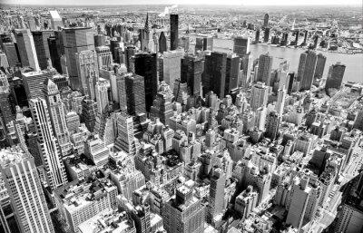 Quadro Manhattan, New York City. EUA.
