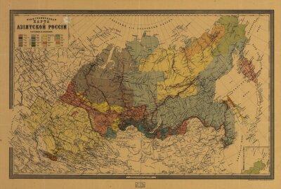 Quadro Mapa velho