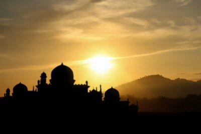 Quadro mesquita