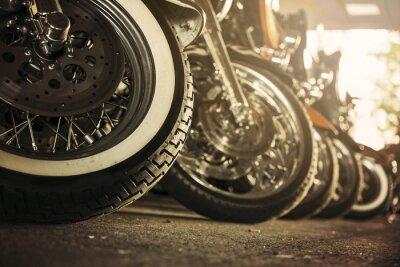 Quadro Motocicletas seguidas