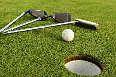Quadro Motorista Golf