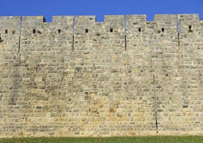 Quadro Muro del Castello.