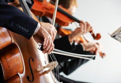 Quadro Música clássica: concerto