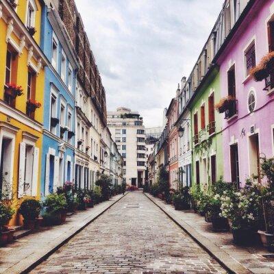 Quadro Nada Colina de Paris
