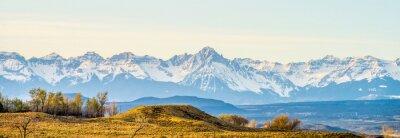 Quadro no sopé das Montanhas Rochosas do Colorado