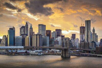Quadro Nova York Skyline
