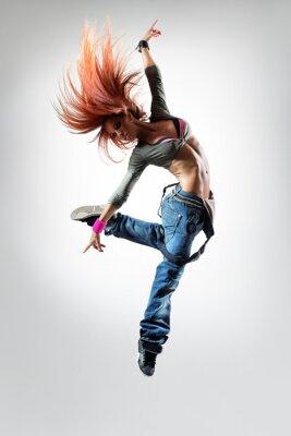 Quadro o dançarino