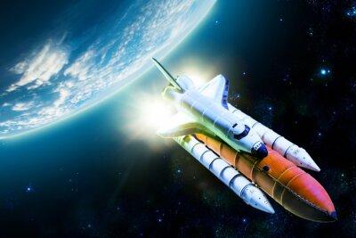 Quadro Ônibus espacial
