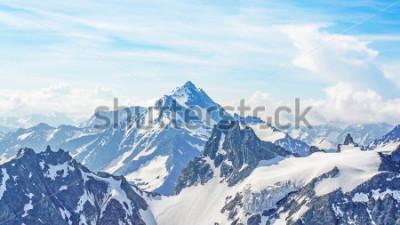 Quadro Os Alpes do Pico Titlis