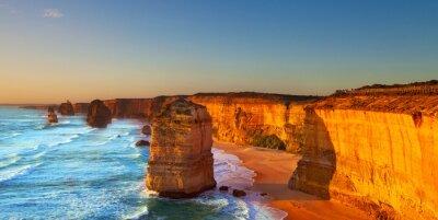 Quadro Os doze apóstolos, Great Ocean Road, Austrália