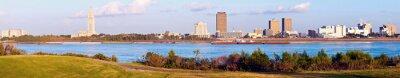 Quadro Panorâmica Baton Rouge