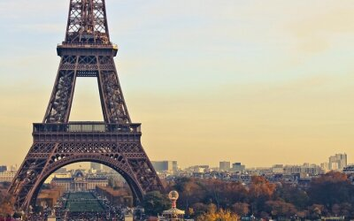 Quadro Paris france torre eiffel