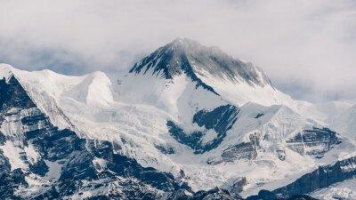 Quadro Pico no Nepal