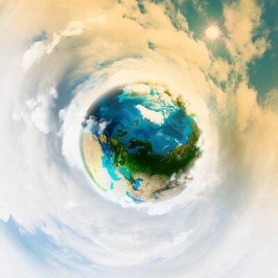 Quadro Planeta Terra