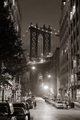 Quadro Ponte de Manhattan