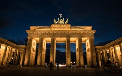Quadro Porta de Brandemburgo, Berlim, Alemanha