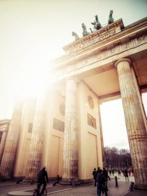 Quadro Portão de Brandemburgo, Berlim