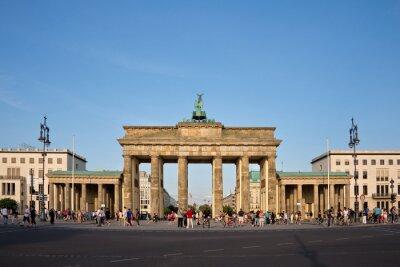 Quadro Portão de Brandenburgo, em Berlim, Alemanha