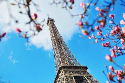 Quadro Primavera em Paris