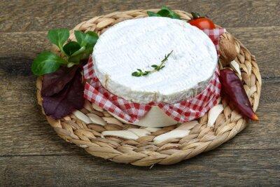 Quadro queijo Camembert
