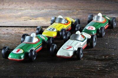 Quadro Rennwagen 01