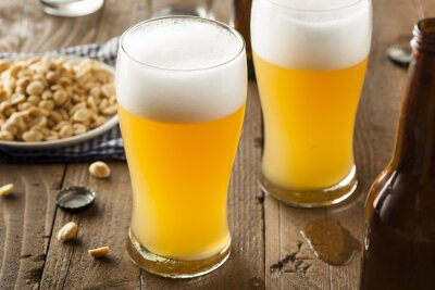 Quadro Resfreshing Ouro Lager Beer